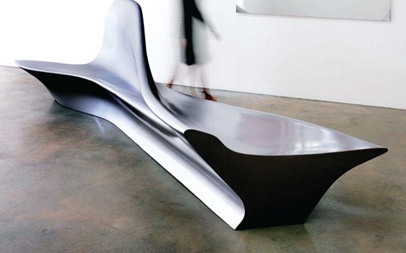 扎哈·哈迪德设计沙发图片